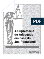 46466550 a cia Do Advogado Em Face Do Jus Postulandi Mario Paiva