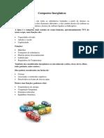 Resumo de Biologia - Rodrigo Granato Bento - N30 - 2 INF A