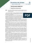 Real Decreto Ciclo Guía, Información y Asistencia turística