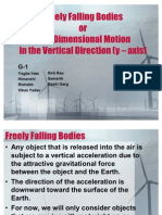 Free Fall Presentation