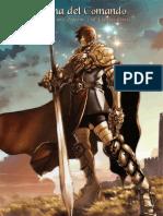 [DnD 3.5E PrC] Lama del Comando