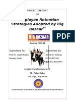 EMPLOYEE RETENTION PROJECT