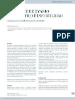 Síndrome de Ovario Poliquístico e Infertilidad (Silva)