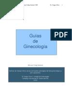 Ginecología Cedip 2009