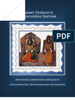 Raghuveera gadhyam-English