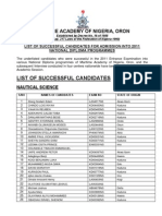 2011_Admitted_Candidates