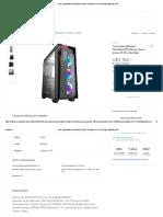 Case Azza Modelo Obsidian270 Gamer Servidores Pc Pro Atx Rgb _ Mercado Libre