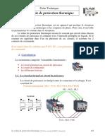 annexe relais thermique