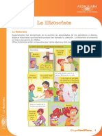 INFANTIL Y JUVENIL. La Historieta