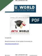 Doc [www.jntuworld.com]
