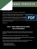 El Arranque Perfecto PDF 2