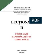 Lectionar II