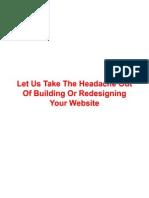 Cheap Professional Web Page Design - Under $200