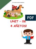 Hojitas Nº 5 - 4 Añitos (1)