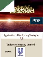 Unilver Pakistan Marketing Startigies Presentation