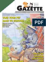 Pet Gazette Sept 2008