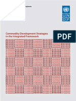 20090708_Commodities in the if Study UNDP_Cover and Table of Content