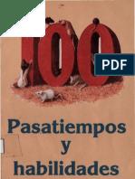 Villegas Victor 100 Pasatiempos y habilidades