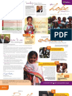 Australia Open Doors - Gifts of Hope Catalogue 2011