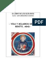 Vida de San Benito de Nursia