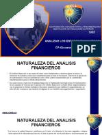 Naturaleza de Estados Financieros