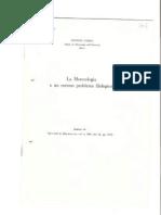 La merceologia e un curioso problema filologico