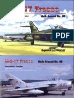 MiG-17 Fresco Walkaround