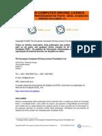 Syllabus ECDL Expert - AM3 Processamento de Texto V1.0 PT