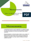 TEMA 6 MECANISMO DE LOS PRECIOS Y SU MERCADO