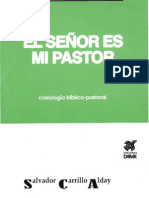 Salvador Carrillo Alday - El Senor es mi pastor