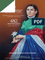 Programa aniversario UASD 2020