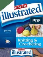Maran Illustrated Knitting & Crochet