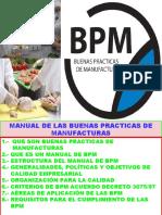 BPM. Diapositivas
