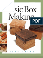Basic Box Making