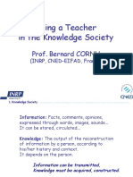 Being a Teacher in KS