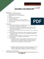 RECETAS MARISCOS IVONNE