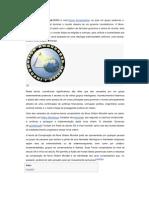 Wikipédia, Nova Ordem mundial e o que é a releigião Wicca