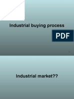 industrial buying process