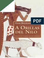 Bresciani , Edda - A orillas del Nilo