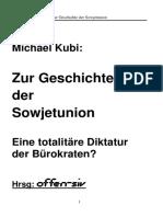 Kubi - Zur-Geschichte--der-Sowjetunion
