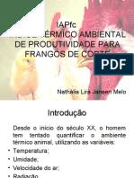 IAPfc - ÍNDICE TÉRMICO AMBIENTAL DE PRODUTIVIDADE PARA