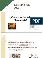 Clase_ TECNOLOGIA Y SUS ORIGENES