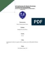 Cuestionarios de Teo. Publicidad y Propaganda.