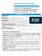 ATIVIDADE COMPLEMENTAR - SEMANA 05 E 06- corrigida CAPACIDADES FÍSICAS E GINASTICA