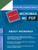 Micro Max Mobile (1)