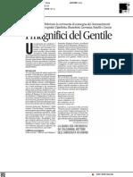 I Magnifici del Premio Gentile - Il Corriere Adriatico del 10 ottobre 2021
