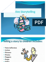 Creative Storytelling PowerPoint