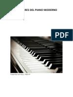 Antecesores Del Piano Moderno