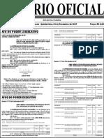 Altera a NA 124 e NA 126 (Deliberação 3870) - Diario Oficial 21-12-2017 1ª Parte.indd