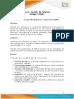 Anexo 1. Escenario para el desarrollo de la estrategia de aprendizaje (1)
